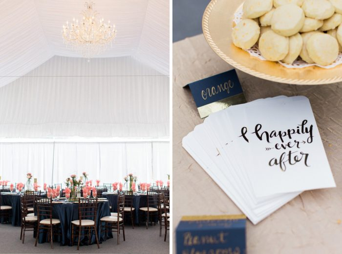 Bright Vintage Inspired Wedding from Lauren Renee Designs featured on Burgh Brides