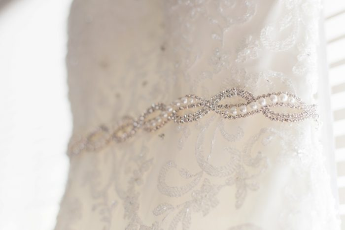 Beaded Bridal Wedding Dress Belt: Navy & Burgundy Wedding from Madeline Jane Photography featured on Burgh Brides