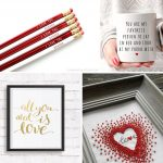 Valentine's Day Gift Ideas from Burgh Brides
