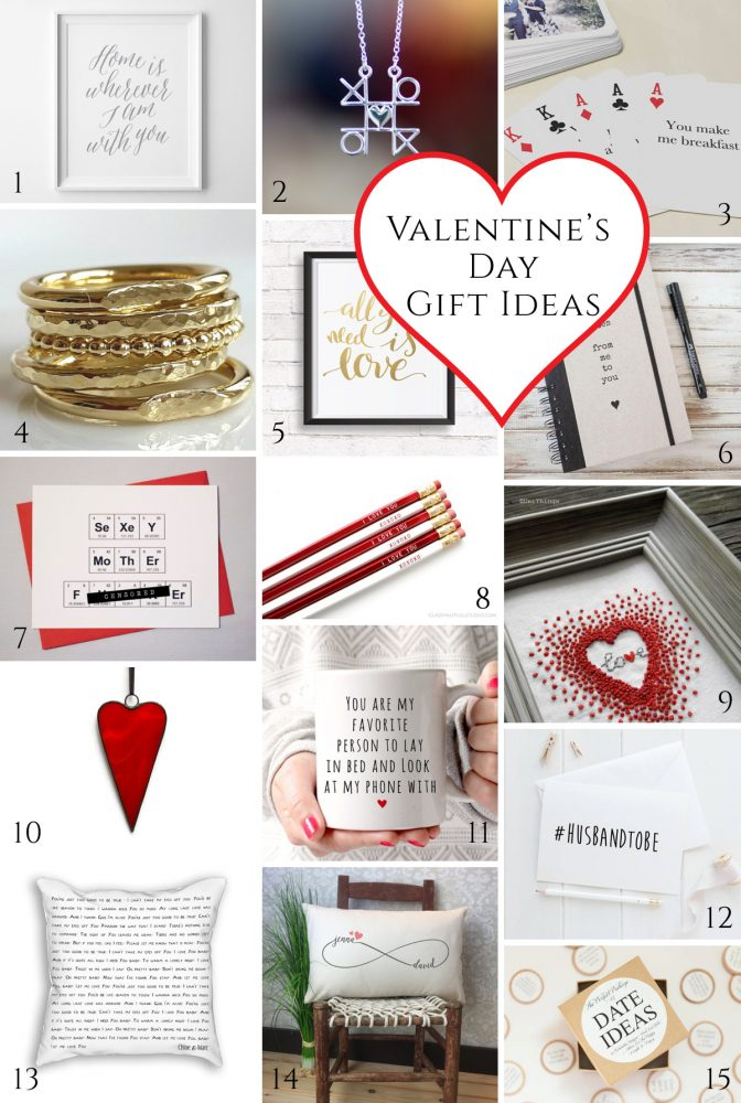 Valentine's Day Gift Ideas from Burgh Brides
