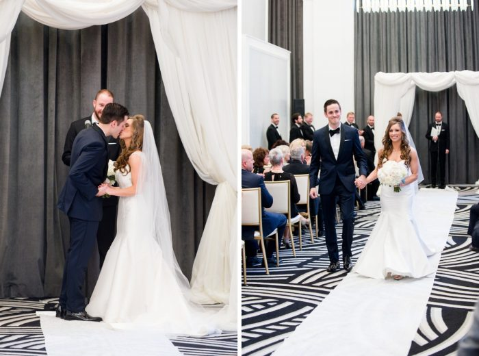 Lavish City Wedding from Poppy Events & Leeann Marie, Wedding Photographers featured on Burgh Brides