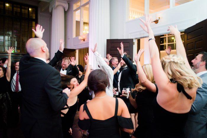 Lavish City Wedding from Poppy Events & Leeann Marie, Wedding Photographers featured on Burgh Brides