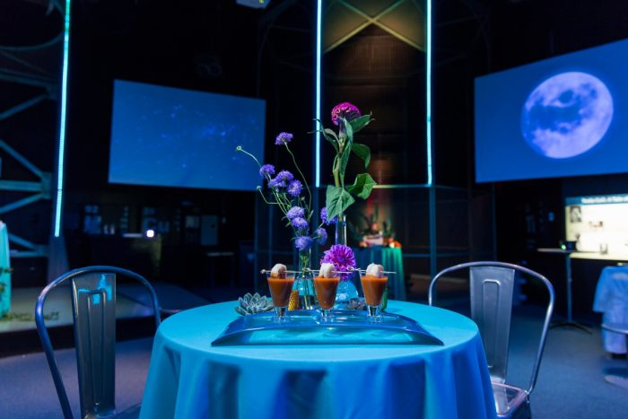 Fun Science Inspired Wedding Styled Shoot at the Carnegie Science Center from Weddings by Alisa featured on Burgh Brides