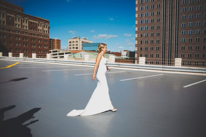 Simple & Intimate Wedding from BNK Photo featured on Burgh Brides