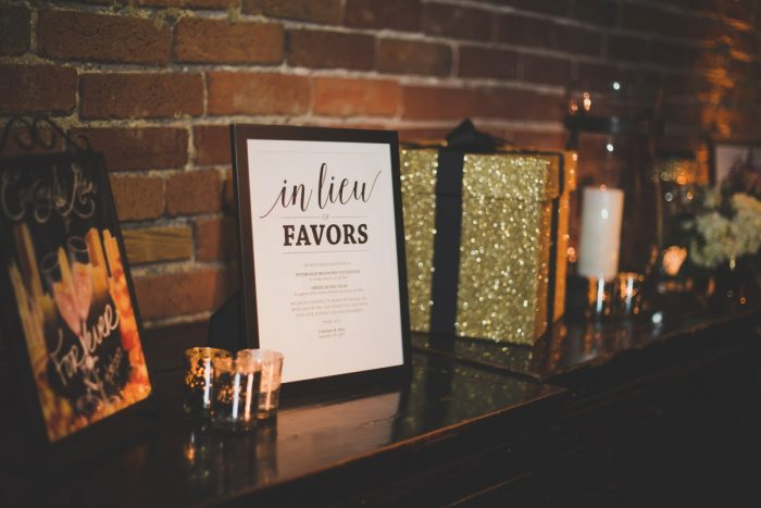 Wedding Favor Ideas: Simple & Intimate Wedding from BNK Photo featured on Burgh Brides