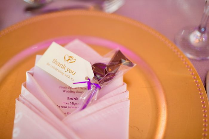 Wedding Thank You Gifts: Bold Sangria Wedding at the University Club from Jenna Hidinger Photography featured on Burgh Brides