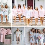 Favorite Getting Ready Attire for Brides & Bridesmaids from Burgh Brides