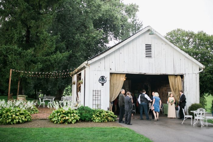 Farm Wedding Ideas: Vintage Rustic Wedding at Shady Elms Farm from Steven Dray Images featured on Burgh Brides