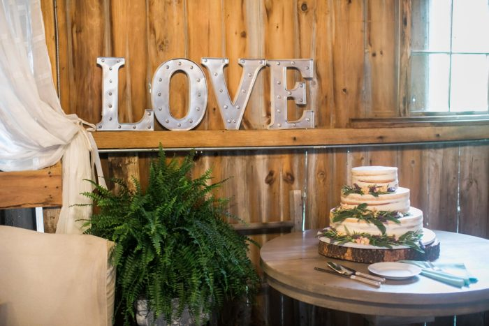 Rustic Wedding Decor: Vintage Rustic Wedding at Shady Elms Farm from Steven Dray Images featured on Burgh Brides