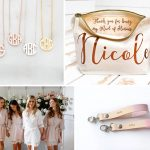 Bridesmaids Gift Ideas from Burgh Brides