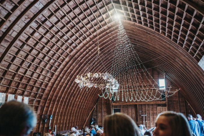 Barn Wedding Ideas: Boho Jewel Tone Wedding at Bramblewood from Tied & True Photography featured on Burgh Brides