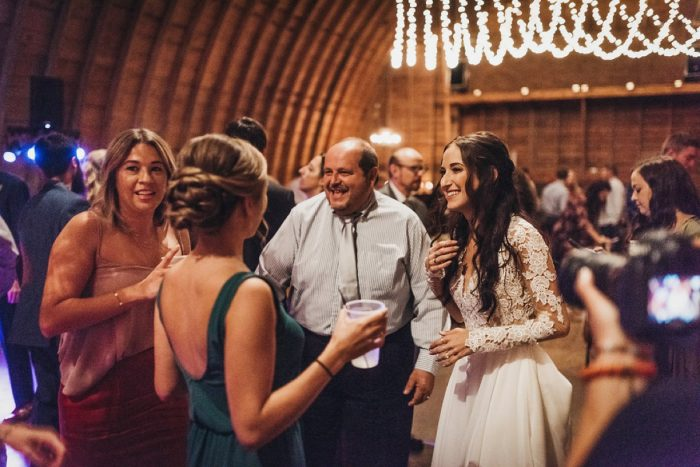 Boho Jewel Tone Wedding at Bramblewood from Tied & True Photography featured on Burgh Brides