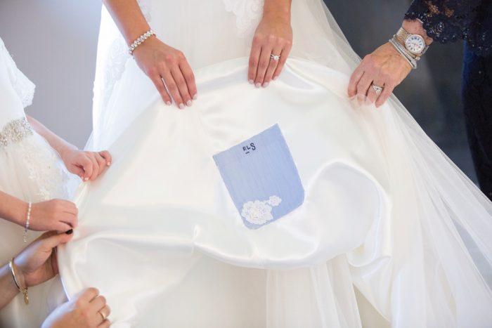 Something Blue Ideas: Elegant Black & White Wedding at Noah's Event Venue: Mallory & Mark