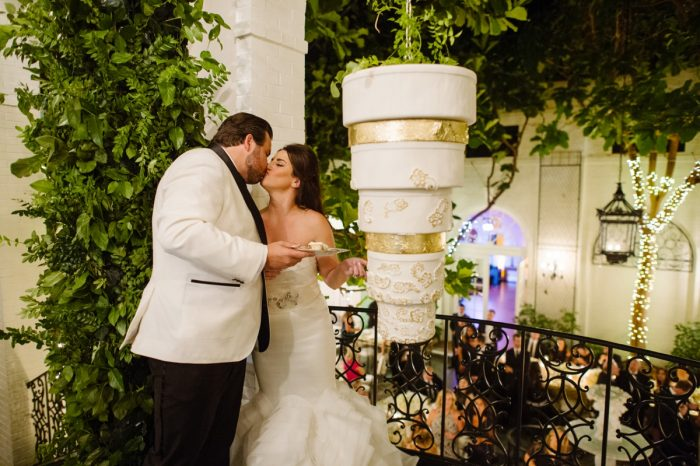 Flawless Gold & White Wedding at Fox Chapel Golf Club from Michael Will Photography featured on Burgh Brides