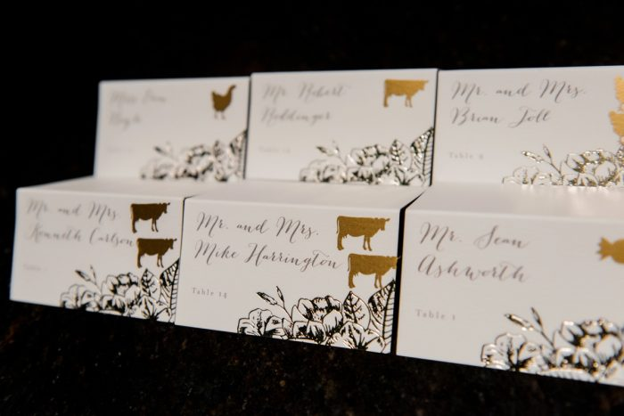 Wedding Escort Card Ideas: Old World Romance Wedding at the Omni William Penn Hotel from Leeann Marie Wedding Photographers featured on Burgh Brides