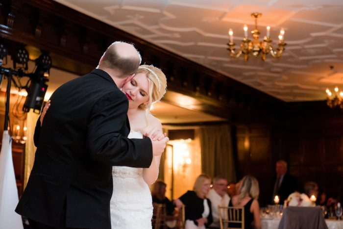 Old World Romance Wedding at the Omni William Penn Hotel from Leeann Marie Wedding Photographers featured on Burgh Brides