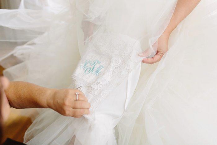 Something Blue Ideas: Soft & Chic Wedding at Hotel Monaco from Jeannine Bonadio Photography featured on Burgh Brides