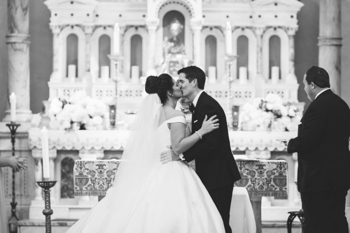 Soft & Chic Wedding at Hotel Monaco from Jeannine Bonadio Photography featured on Burgh Brides