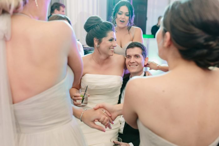Soft & Chic Wedding at Hotel Monaco from Jeannine Bonadio Photography featured on Burgh Brides