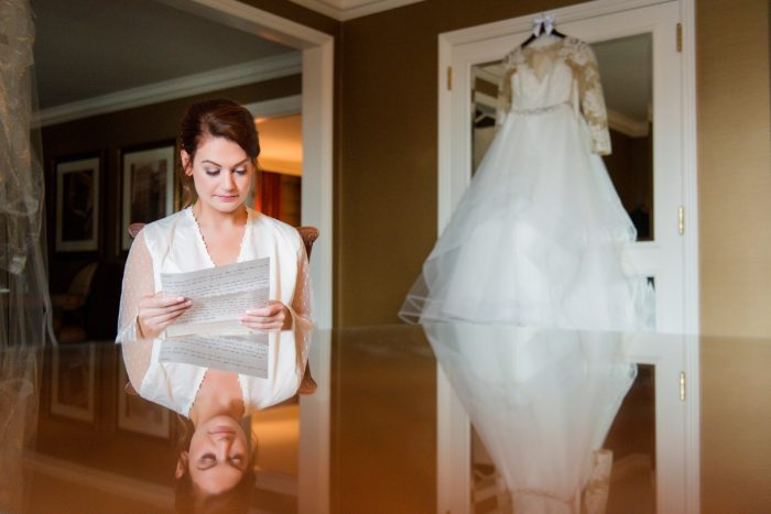 Sophisticated Merlot Wedding at the Omni William Penn Hotel from Leeann Marie, Wedding Photographers featured on Burgh Brides