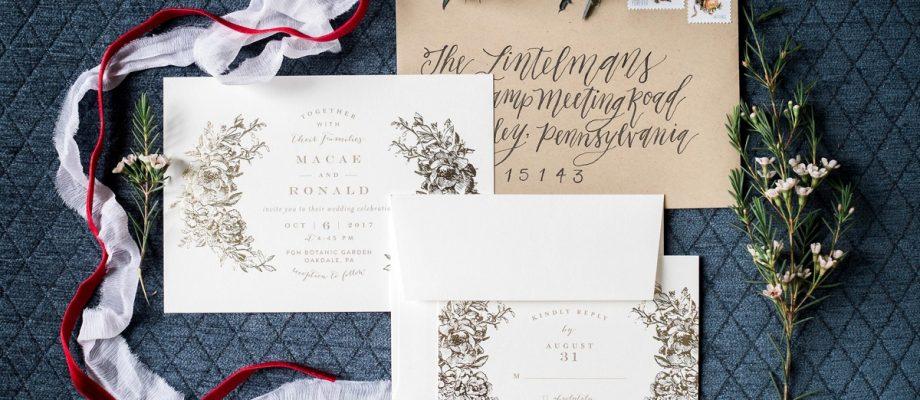 Thoughtful Vintage Wedding at the Pittsburgh Botanic Garden