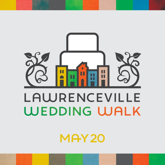 Lawrenceville Wedding Walk - May 20, 2018