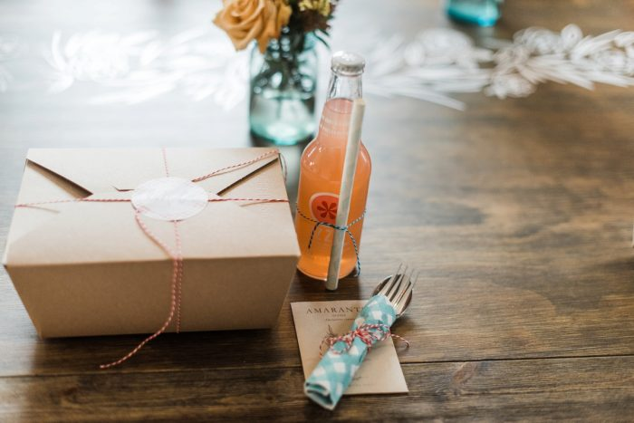 Cute Bridal Shower Details: Darling Picnic Themed Bridal Shower from Dawn Derbyshire Photography featured on Burgh Brides