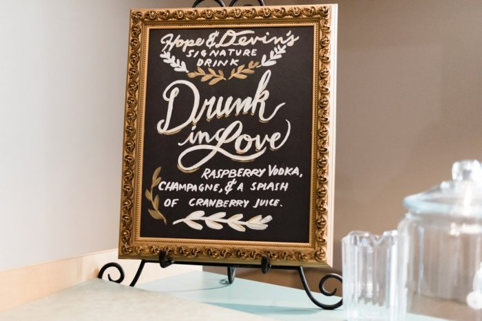 Wedding Chalkboard Signs: Enchanting Forest Inspired Wedding from Dawn Derbyshire Photography featured on Burgh Brides