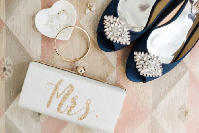 Bridal Accessories: Fresh Vintage Inspired Wedding at the Twentieth Century Club from Levana Melamed Photography featured on Burgh Brides