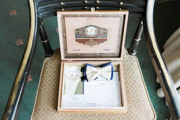 Groom Accessories: Fresh Vintage Inspired Wedding at the Twentieth Century Club from Levana Melamed Photography featured on Burgh Brides