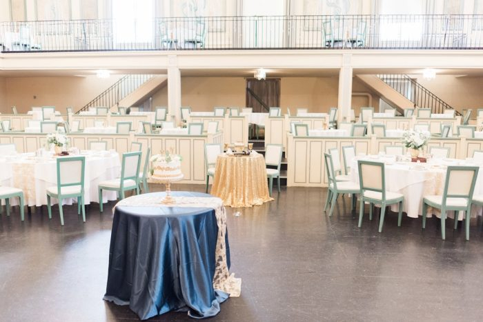 Pretty Wedding Set Up: Fresh Vintage Inspired Wedding at the Twentieth Century Club from Levana Melamed Photography featured on Burgh Brides