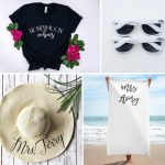 Honeymoon Must Haves Every Newlywed Will Love from Burgh Brides