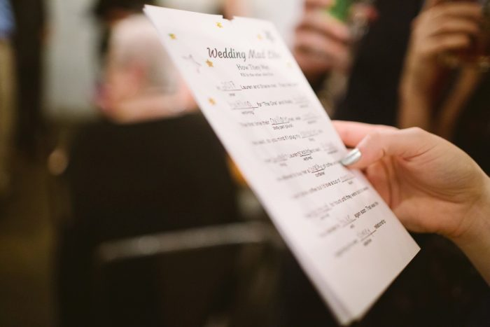 Wedding Mad Libs: Small Eclectic Wedding at Smallman Galley from Caitlin Thomas Photography featured on Burgh Brides