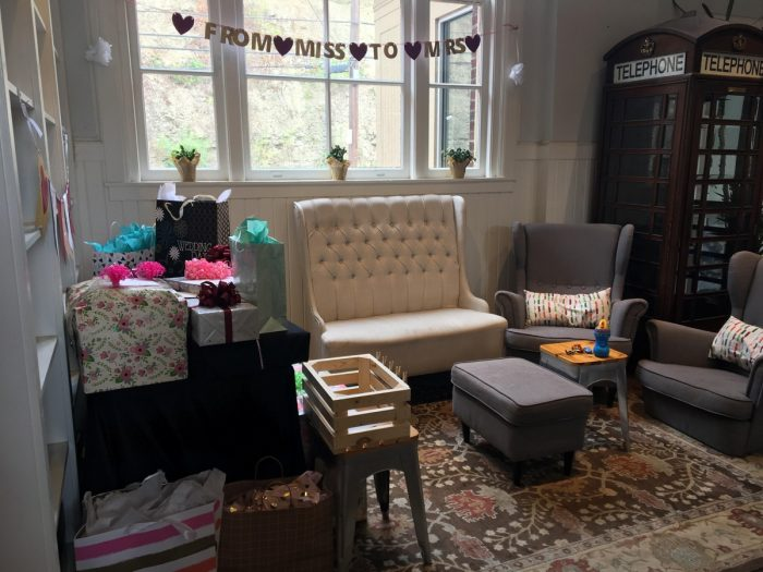 Favorite Pittsburgh Bridal Shower Venues from Olive & Rose Events featured on Burgh Brides