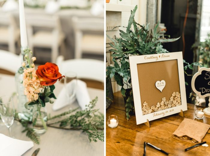 Whimsical Wedding Decor: Whimsical Greenhouse Wedding at Quality Gardens from Dawn Derbyshire Photography featured on Burgh Brides