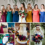 Jewel Tone Wedding Inspiration from Burgh Brides