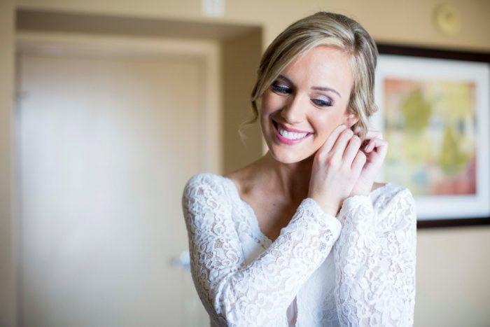 Warm December Embassy Suites Wedding from Dorosh Documentaries featured on Burgh Brides