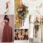 Cinnamon Spice Wedding Inspiration Perfect for Fall!