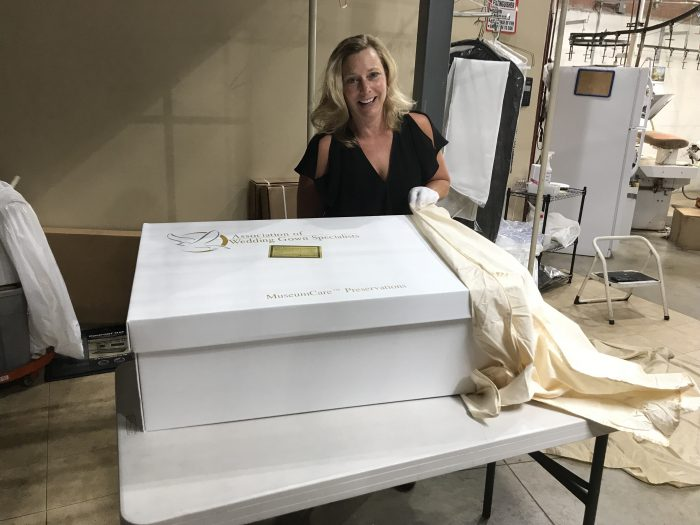 How I Finally Changed My Views On Wedding Gown Preservation from Burgh Brides