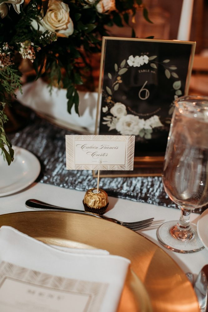 Art deco wedding ideas: Art Deco New Years Eve Pittsburgh Renaissance Hotel Wedding from Tyler Norman Photography featured on Burgh Brides