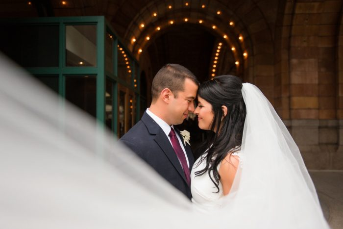 Amalfi Coast Inspired Wedding at The Pennsylvanian from Bumbleburgh Events & Leeann Marie Photography featured on Burgh Brides