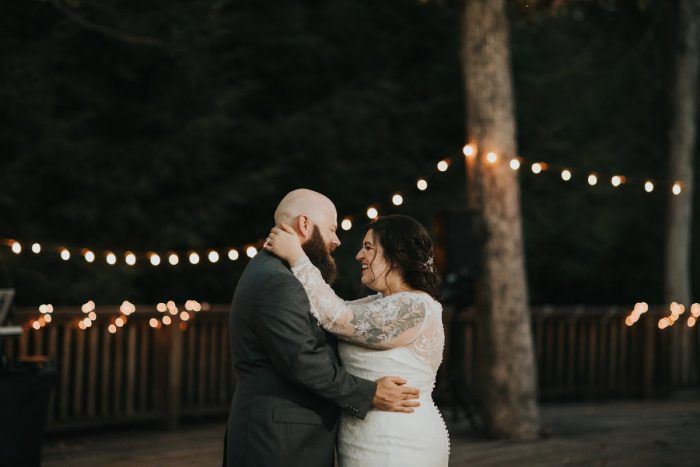 Wedding First Dance Ideas: FALL in Love with This Enchanting Fernstone Wedding from Oakwood Photo + Video featured on Burgh Brides