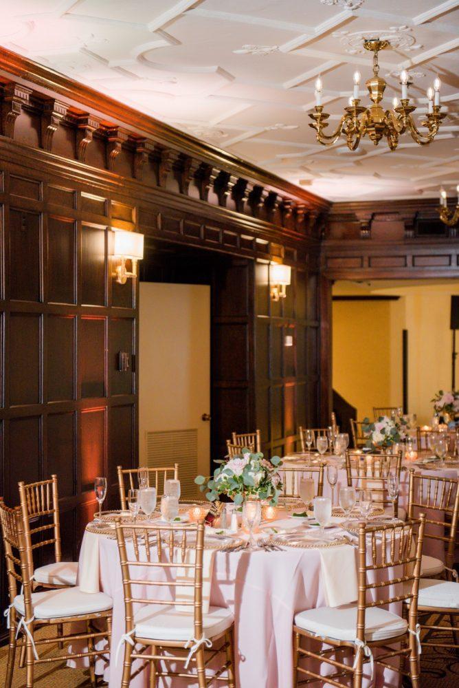 Elegant Spring Omni William Penn Wedding from Leeann Marie Photography featured on Burgh Brides