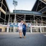 """This Penn State Engagement Session Will Have You Chanting """"WE ARE"""""""