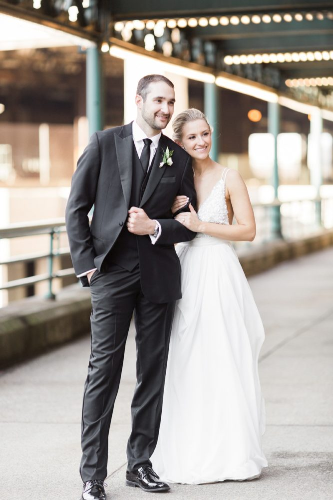 The Pennsylvanian wedding photos: Soft & Neutral Wedding at The Pennsylvanian from Levana Melamed Photography featured on Burgh Brides
