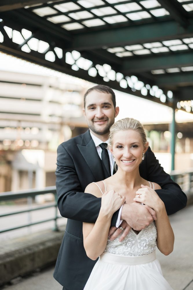 Soft & Neutral Wedding at The Pennsylvanian from Levana Melamed Photography featured on Burgh Brides