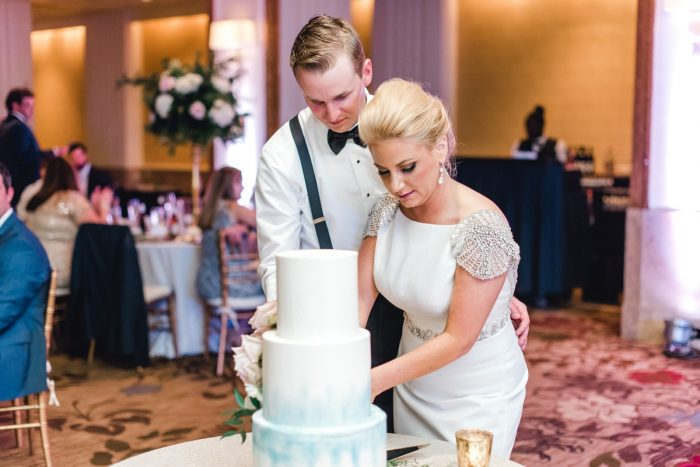 Timeless & Elegant Omni William Penn Wedding from Dawn Derbyshire Photography & Olive & Rose Events