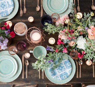 Bohemian Whimsical Inspired Wedding Styled Shoot