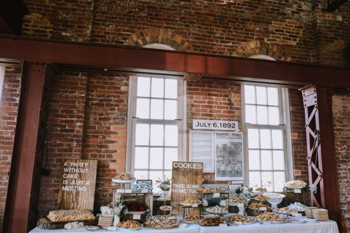 9 Ways to Step Up Your Pittsburgh Cookie Table Game. See more Pittsburgh wedding ideas at BurghBrides.com!