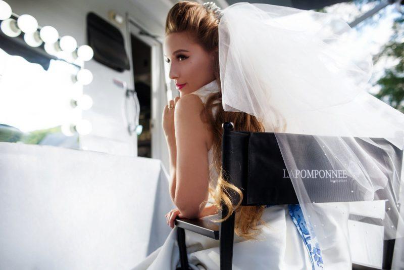 La Pomponnee Beauty Artisans - Pittsburgh Wedding Hair & Makeup & Burgh Brides Vendor Guide Member